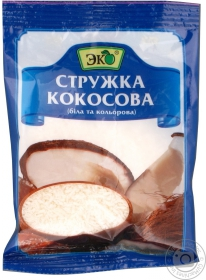 кокосовая стружка для прикормки